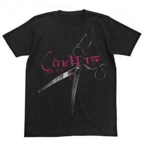 断裁分離のクライムエッジTシャツ